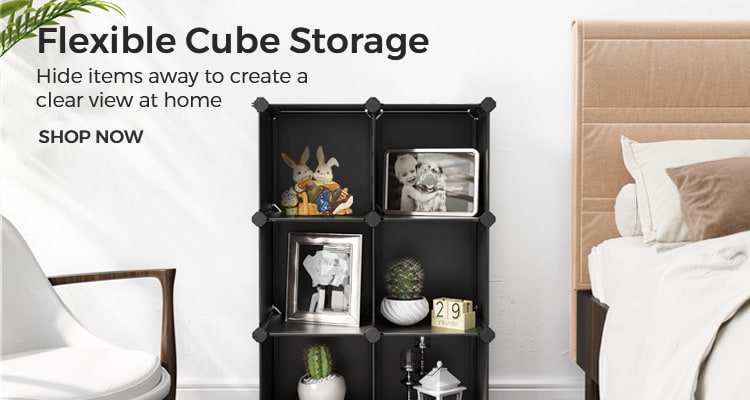Flexible Cube Storage
